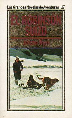 Portada EL ROBINSON SUIZO - JOHANN DAVID WYSS - ORBIS