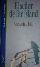Portada EL SEÑOR DE FAR ISLAND - VICTORIA HOLT - SALVAT