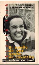 Portada EL SUEÑO DE UNA NOCHE DE INVIERNO - ANDREW MATTHEWS - SM GRAN ANGULAR