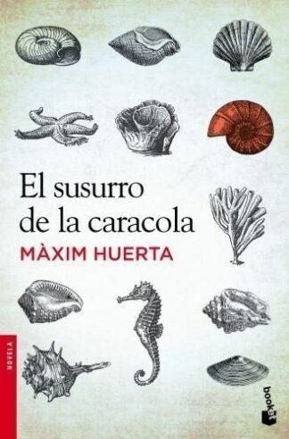Portada EL SUSURRO DE LA CARACOLA - MAXIM HUERTA - BOOKET