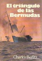 Portada EL TRIANGULO DE LAS BERMUDAS - CHARLES BERLITZ - MUNDO ACTUAL DE EDICIONES