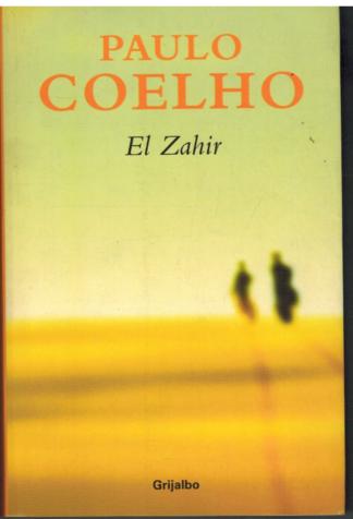 Portada EL ZAHIR - PAULO COELHO - PLANETA