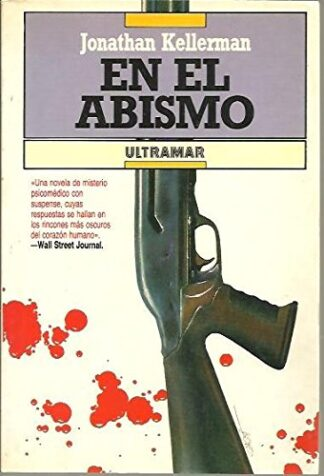 Portada EN EL ABISMO - JONATHAN KELLERMAN - ULTRAMAR