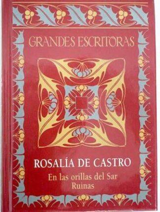 Portada EN LAS ORILLAS DEL SAR  RUINAS - ROSALIA DE CASTRO - CLUB INTERNACIONAL DEL LIBRO