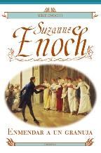 Portada ENMENDAR A UN GRANUJA (SERIE ENOCH I) - SUZANNE ENOCH - TERCIOPELO