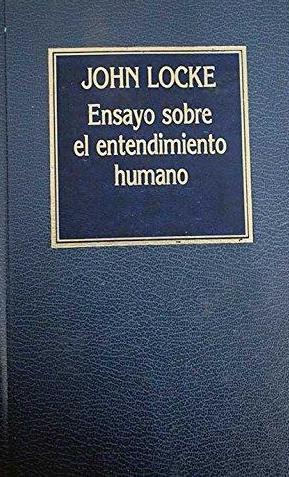 Portada ENSAYO SOBRE EL ENTENDIMIENTO HUMANO - LOCKE JOHN - ORBIS