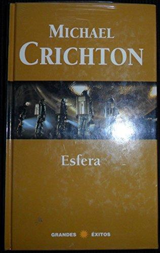 Portada ESFERA - CRICHTON, MICHAEL - RBA