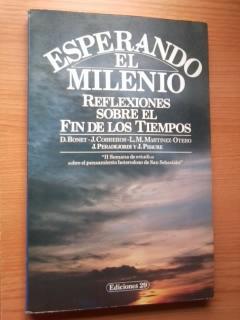 Portada ESPERANDO EL MILENIO - VARIOS AUTORES - EDICIONES 29