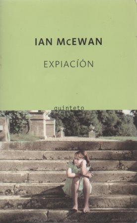 Portada EXPIACIÓN - IAN MCEWAN - QUINTETO