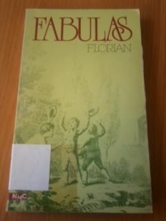 Portada FABULAS - FLORIAN - MAGISTERIO