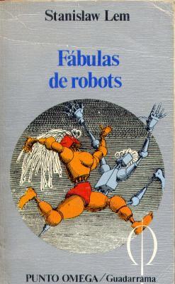 Portada FABULAS DE ROBOTS - STANISLAW LEM - GUADARRAMA