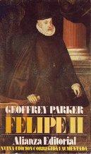 Portada FELIPE II - GEOFFREY PARKER - ALIANZA
