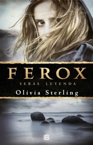 Portada FEROX - OLIVIA STERLING - PLAZA Y JANES