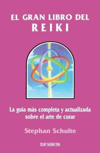 Portada EL GRAN LIBRO DEL REIKI - STEPHAN SCHULTE - EDAF