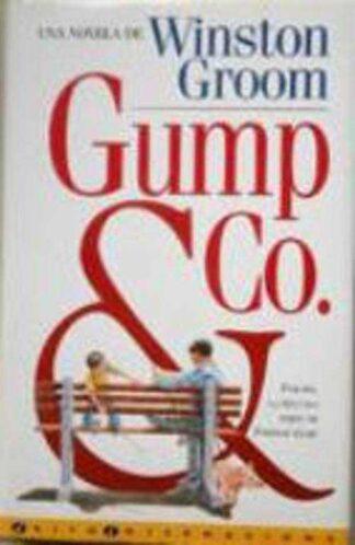 Portada GUMP & CO - WINSTON GROOM - EDICIONES B