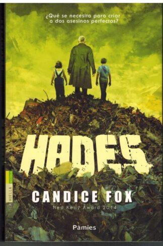 Portada HADES - CANDICE FOX - PAMIES