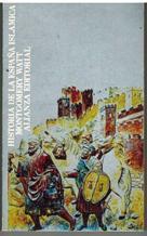 Portada HISTORIA DE LA ESPAÑA ISLAMICA - MONTGOMERY WATT - ALIANZA