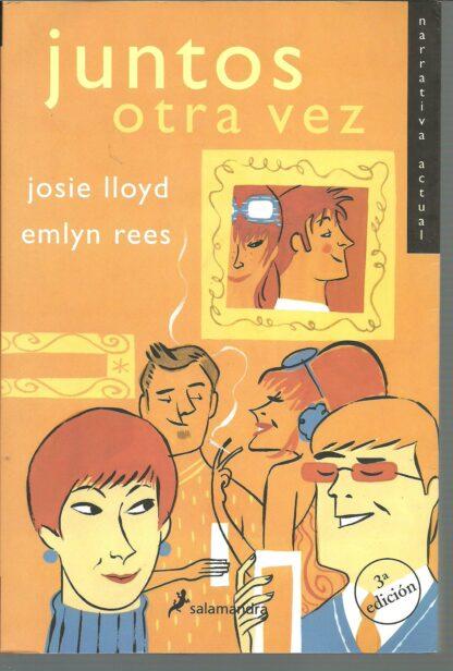 Portada JUNTOS OTRA VEZ - JOSIE LLOYD /  EMLYN REES - SALAMANDRA