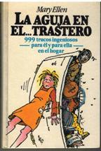 Portada LA AGUJA EN EL TRASTERO - MARY ELLEN - CIRCULO DE LECTORES