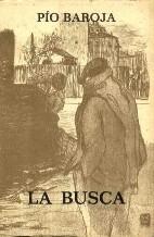 Portada LA BUSCA - PIO BAROJA - CARO RAGGIO