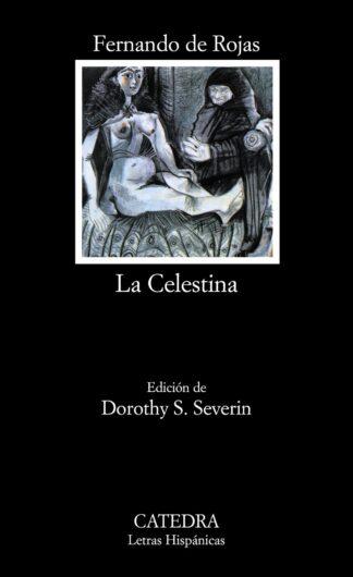 Portada LA CELESTINA - FERNANDO DE ROJAS - CATEDRA