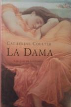 Portada LA DAMA - CATHERINE COULTER - CIRCULO DE LECTORES