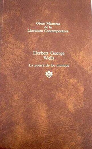 Portada LA GUERRA DE LOS MUNDOS - HERBERT GEORGE WELLS - SEIX BARRAL
