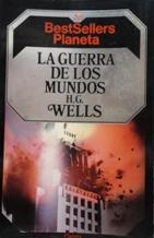 Portada LA GUERRA DE LOS MUNDOS - H.G. WELLS - PLANETA