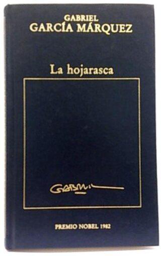 Portada LA HOJARASCA - GABRIEL GARCIA MARQUEZ - ORBIS