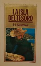 Portada LA ISLA DEL TESORO - R. L. STEVENSON - ORBIS