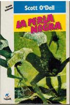 Portada LA PERLA NEGRA - SCOTT O´DELL - NOGUER