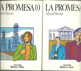 Portada LA PROMESA. TOMO I  II - EDWARD STEWART - SALVAT