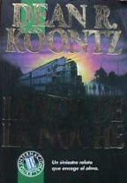 Portada LA VOZ DE LA NOCHE - DEAN R.KOONTZ - EDICIONES B