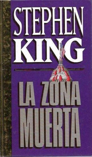 Portada LA ZONA MUERTA - STEPHEN KING - ORBIS FABBRI
