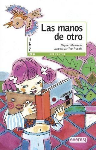 Portada LAS MANOS DE OTRO  - MIGUEL MATESANZ - EVEREST