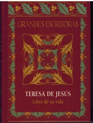 Portada LIBRO DE SU VIDA - SANTA TERESA - CLUB INTERNACIONAL DEL LIBRO