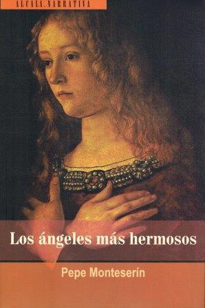 Portada LOS ÁNGELES MÁS HERMOSOS - PEPE MONTESERÍN - ALCALA