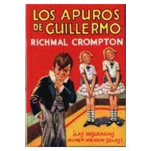 Portada LOS APUROS DE GUILLERMO - RICHMAL CROMPTON - RBA
