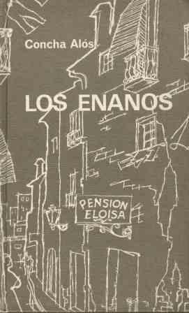 Portada LOS ENANOS - CONCHA ALOS - CIRCULO DE LECTORES