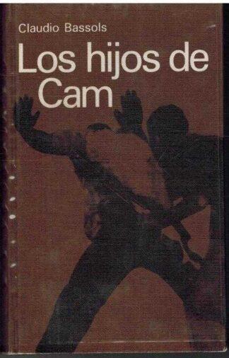Portada LOS HIJOS DE CAM - CLAUDIO BASSOL - CIRCULO DE LECTORES