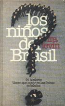 Portada LOS NIÑOS DEL BRASIL - IRA LEVIN - CIRCULO DE LECTORES