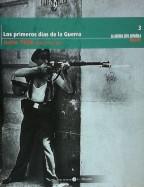 Portada LOS PRIMEROS DIAS DE LA GUERRA. JULIO 1936 (DEL 21 AL 31) - VARIOS AUTORES - BIBLIOTECA EL MUNDO
