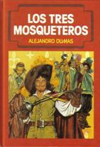Portada LOS TRES MOSQUETEROS - ALEJANDRO DUMAS - TORAY