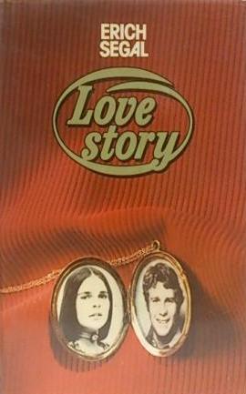 Portada LOVE STORY - ERICH SEGAL - MUNDO ACTUAL DE EDICIONES