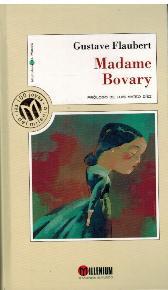 Portada MADAME BOVARY - GUSTAVE FLAUBERT - MILLENIUM EL MUNDO
