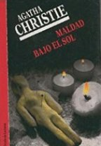 Portada MALDAD BAJO EL SOL - AGATHA CHRISTIE - CIRCULO DE LECTORES
