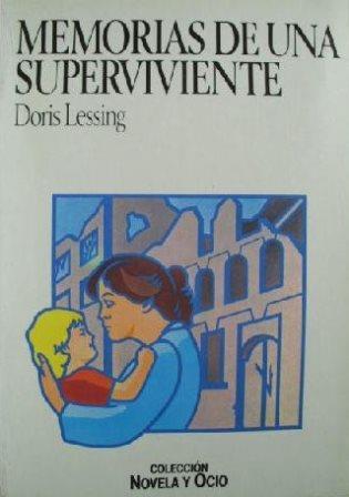 Portada MEMORIAS DE UNA SUPERVIVIENTE - DORIS LESSING - SALVAT