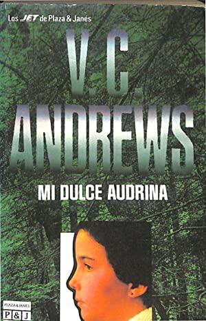 Portada MI DULCE AUDRINA - V. C. ANDREWS - PLAZA Y JANES