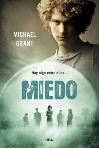 Portada MIEDO (OLVIDADOS 5) - GRANT MICHAEL - RBA