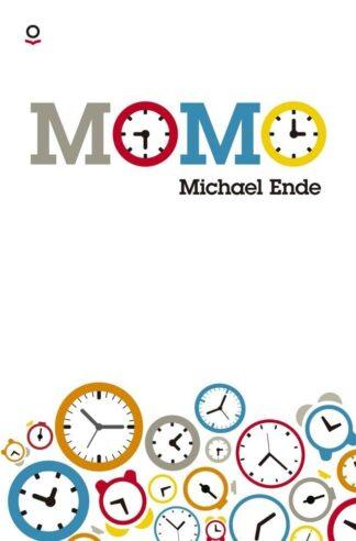 Portada MOMO  - MICHAEL ENDE - LOQUELEO